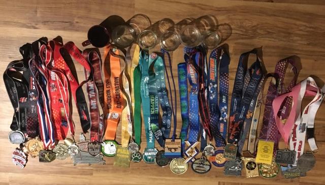 2017 Medals
